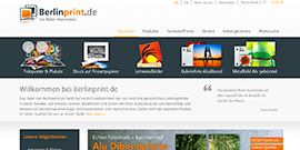 Bestellen Sie in unserem Onlineshop berlinprint.de